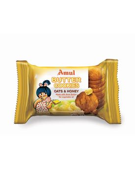 AMUL OAT & HONEY COOKIES 50 Gm