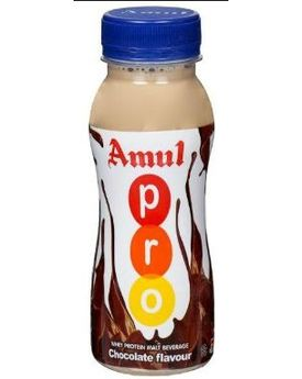 Amul PRO Milk 200 Ml Pet