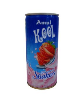 Amul Kool Str MS 200ml Can