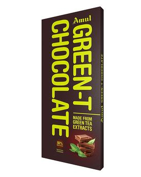 Amul Green-T chocolate 150 gm