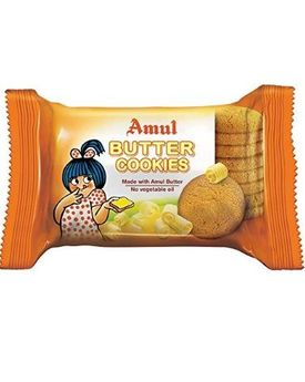 Amul Butter Cookies 40Gm