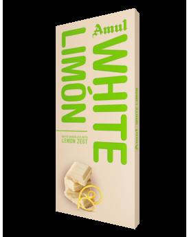 Amul White Limon chocolate 150 gm