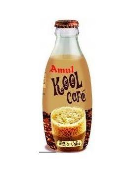 Amul Kool Cafe 200 Ml Btl