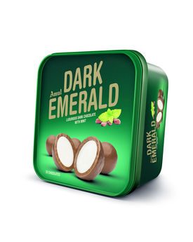 AMUL DARK EMERALD 280 GM