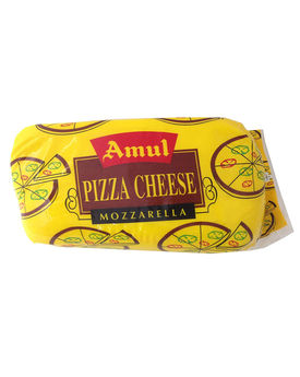 Amul Mozzarella Pizza Cheese 1 Kg