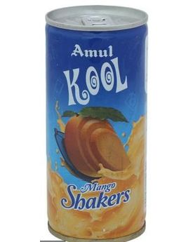 Amul Kool Mango MS 200ml Can