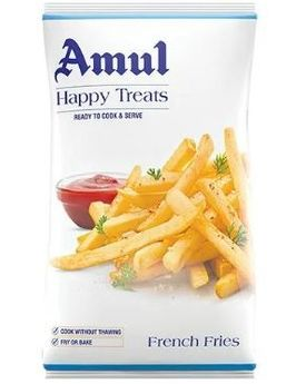 Amul Happy Treats French Fries 16x750g