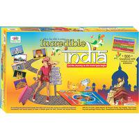 Incredible India Educational Board Game & Learning Board Games