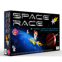 Space Race An Educational Board Games