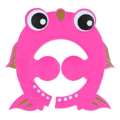 Shopo Adjustable Fish Shape Baby Shower Shielder protector Bathing Cap