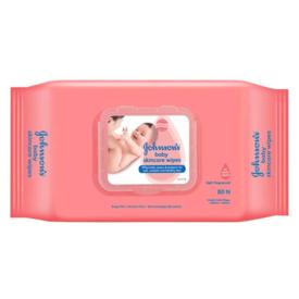 Johnson's Baby Skincare Wipes, 0 - 3 years