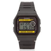 Casio Black/Brown Digital Watch