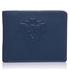Dandy Blue Leather Wallet