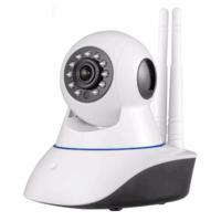 IBS IP CAMERA Double antenna wireless WIFI Megapixel 720p HD indoor Digital Security CCTV IP Cam Smart Monitoring System