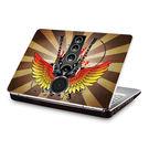 Clublaptop Rock Band (CLS-253) Laptop Skin.
