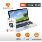 ScreenDefend Ultra Clear Screen Guard for Sony Laptops with Standard 15.6 inch Screen