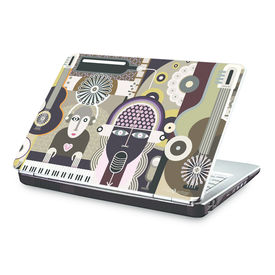 Clublaptop Greek Style -CLS 193 Laptop Skin(For 15.6  Laptops)