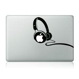 Clublaptop Apple Headphones MacBook Mac Sticker Skin Decal Vinyl for 11.6  13  15  17