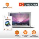 ScreenDefend Ultra Clear Screen Guard for Apple MacBook Air 13.3 inch MC965LL/A