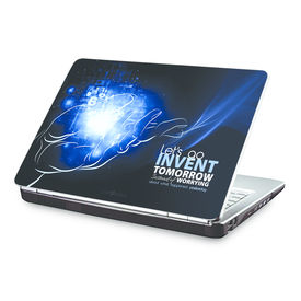 Clublaptop Let s Go And Invent Tomorrow -CLS 177 Laptop Skin(For 15.6  Laptops)