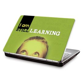 Clublaptop LSK CL 94: I am Still Learning Laptop Skin