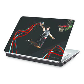 Clublaptop Basket The Ball -CLS 200 Laptop Skin(For 15.6  Laptops)