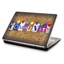 Clublaptop LSK CL 55: Community Laptop Skin