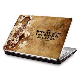 Clublaptop LSK CL 57: Life Without Music Laptop Skin