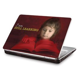 Clublaptop LSK CL 105: I am Still Learning Laptop Skin