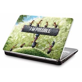 Clublaptop LSK CL 120: I M Possible Laptop Skin