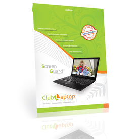 Clublaptop Ultra Clear Screen Guard for Asus Netbooks having Standard 10.1 inch Screen(22.2cm x 12.5cm)