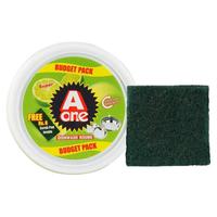 A-ONE Dishwash Round Bar - 500 Gms Dishwash Bar (500 g)