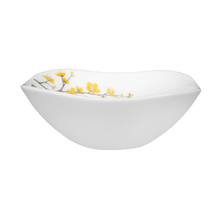 Laopala Quadra Summertide Veg Bowl Set of 6, White