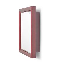 Gem Mirror Cabinet - @home by Nilkamal,  maroon