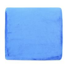 Back Pillow 32 cm x 31 cm -@home by Nilkamal, Blue