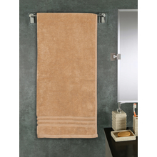 Zerotwist 70 cm x 140 cm Bath Sheet, Beige