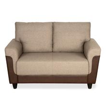 Saviour 2 Seater Sofa - @home by Nilkamal, Mocha Brown