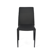 Vivian Dining Chair, Black