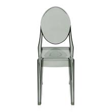 Letty Chair - @home by Nilkamal, Clear