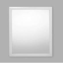 Reflection 50 x 60 cm Mirror - @home by Nilkamal, White