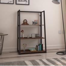 Astrid 3 Tier Bookshelf, Light Oak