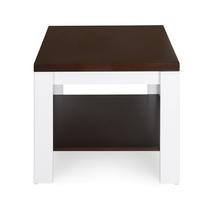 Summer Coffee Table - @home by Nilkamal, Cappucino