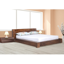 Amelia Queen Bed without Storage - Espresso
