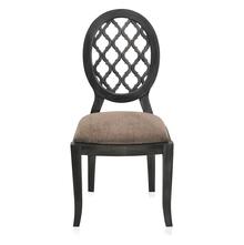 Miraya Dining Chair - @home By Nilkamal, Silver Grey