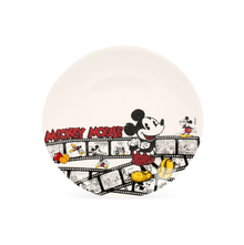 Agedup Urmi Mickey Breakfast Plate, White