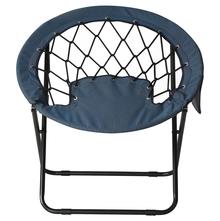 Fancy Garden Chair - @home by Nilkamal, Blue