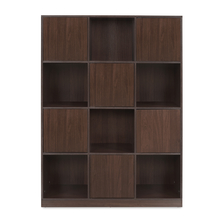 Gabreil Bookshelf, Dark Walnut
