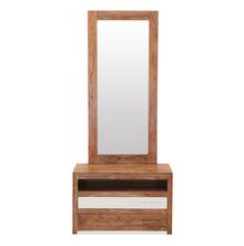 Thor Maple Dresser - @home By Nilkamal, Brown