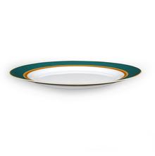 Laopala Empress Sovrana Platter - @home by Nilkamal, Green