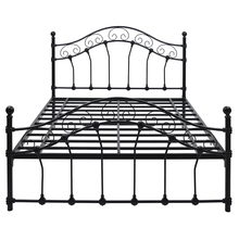 Emma Queen Bed without Storage - @home by Nilkamal, Grey